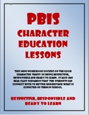 PBIS Character Education Packet