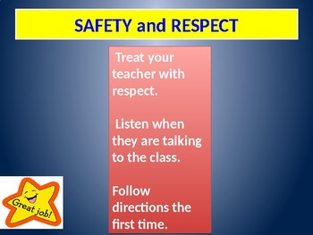 PBIS Classroom Behavior Teaching Tool