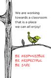 PBIS Classroom Contract