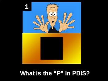 PBIS Classroom Game - Editable!!!!