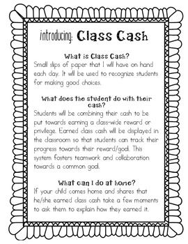 PBIS Classroom Management System or school-wide! Not a token system