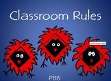 PBIS Classroom Rules Cardinal
