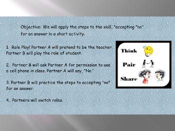 PBIS Classroom Survival Skills 1-4