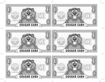 PBIS Cougar Rewards