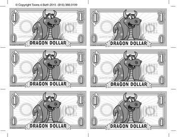 PBIS Dragon Rewards