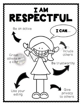 PBIS: Expectation Posters