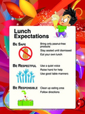 PBIS Expectations Posters - 18x24