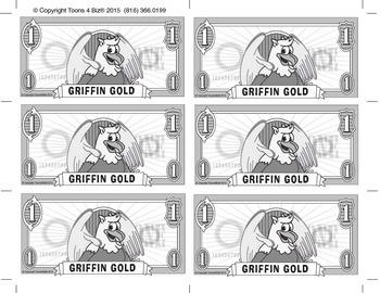 PBIS Griffin Rewards