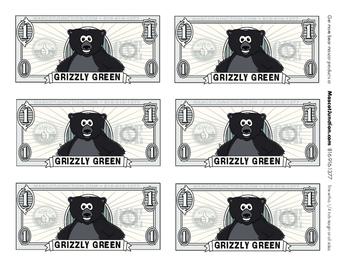 PBIS Grizzly Rewards