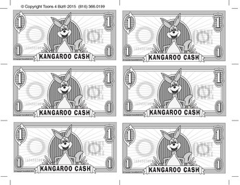 PBIS Kangaroo Rewards