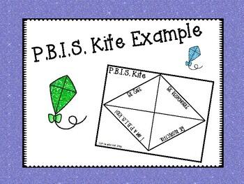 PBIS Kites