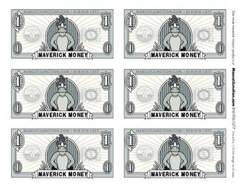 PBIS Maverick Rewards