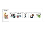 PBIS Mini Schedules / Schedule within a schedule