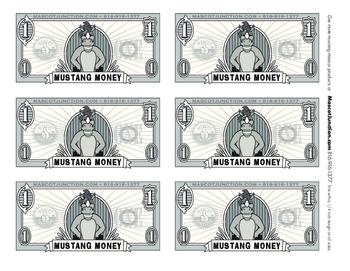 PBIS Mustang Rewards
