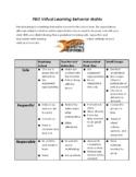 PBIS Virtual Classroom Matrix