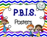 P.B.I.S. Posters: Chevron