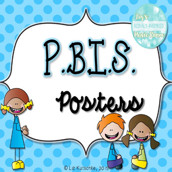 PBIS Posters: Dots