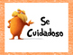 PBIS Posters English and Spanish ~ The Lorax