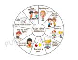 PBIS Problem Solving Wheel Conscious Discipline