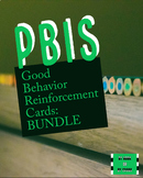 PBIS Reinforcement Cards BUNDLE
