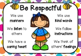 PBIS Rules Posters