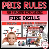 Fire Drill Rules and Expectations | PBIS