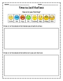 PBIS Self-Reflection Sheet (Early Childhood)