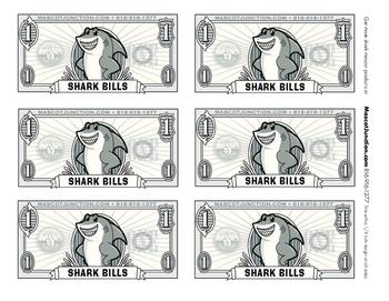 PBIS Shark Rewards
