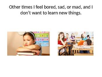 PBIS Social Skill Listening To Teacher