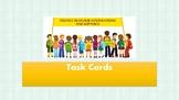 PBIS Task Cards