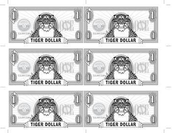 PBIS Tiger Rewards
