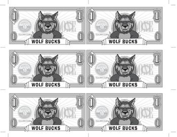 PBIS Wolf Rewards