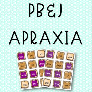 PB&J Apraxia