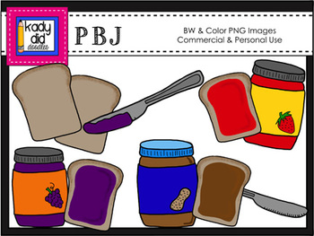 PBJ - Color and BW images