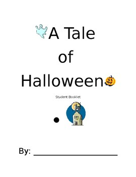 PBL: 2 Day Halloween Project