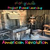 PBL American Revolution Unit 5.sp2.1, 5.dp4.1