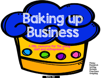 PBL Baking up Business