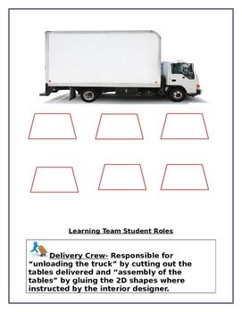 Problem Based Learning Compose 2D Shapes