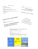PBL: Create a Brochure for Your School