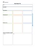 PBL Group Research Planning Sheet Freebie!