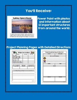 Project Based Learning: I'm an Architect!