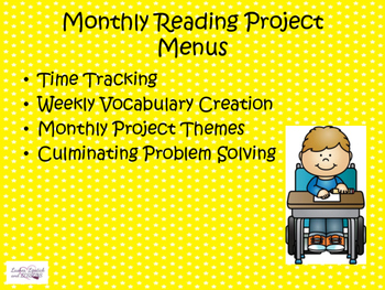 PBL- Informational Text