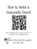 PBL Lemonade Stand