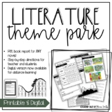 Literary Theme Park Project