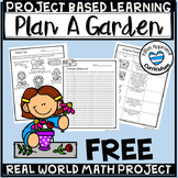 Area and Perimeter Projects Project Based Learning PBL Mat