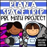 PBL Math Enrichment Project - Plan a Trip to Space