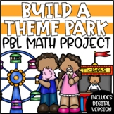 PBL Math Enrichment Project | Theme Park Project Based Learning