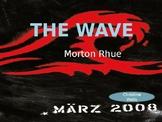PBL Novel Study The Wave by Morton Rhue