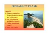 PBL:  Probability Island