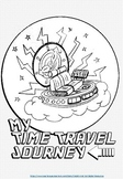 PBL Project Based Learning Activity My Time Travel Journey